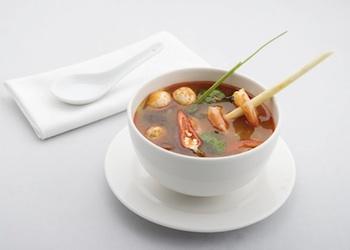 Супа Tom Yum