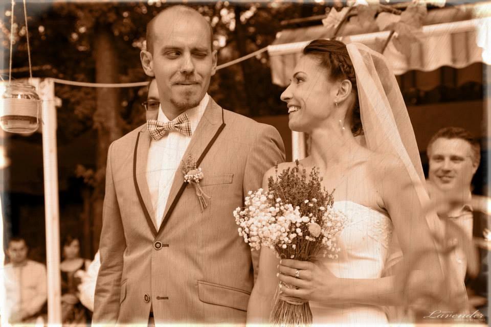 """Сватбата на Джак и жената с главно """"М"""""""