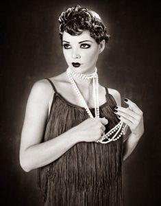 Актриса от 20-те годни на ХХ век