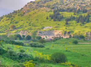 Театърът в Ефес