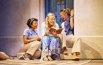 Али, Софи и Лиса