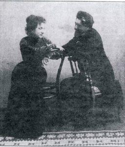 Роза Попова и Тодор Богданов
